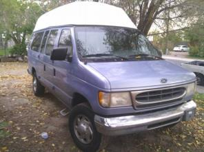 Handicap van good condition
