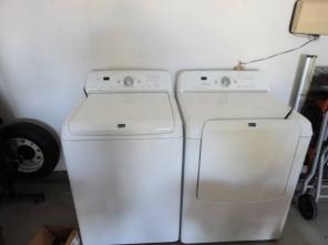 Maytag Bravos Washer and Dryer EXCELLANT Condition