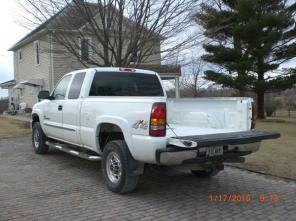 2004 GMC 2500 HD Pickup